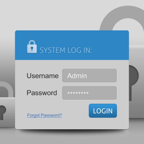 בניית אתר לאיזור למשתמשים רשומים בלבד